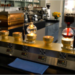 $20,000 Coffee Maker at the Japanese Siphon Bar