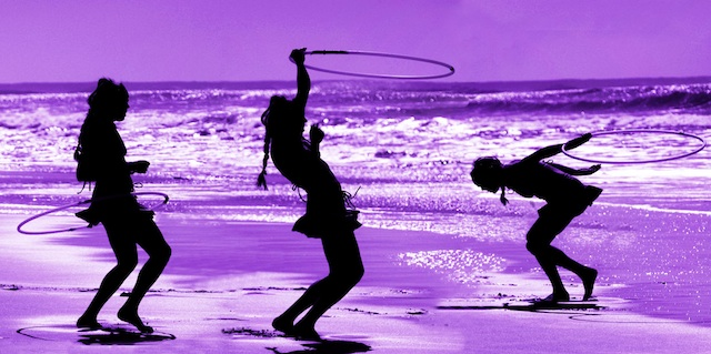 hooping-purple
