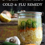 How To Make Fire Cider – A Potent Cold & Flu Remedy‏