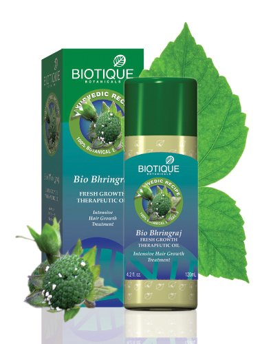 Biotique-Botanicals-Bhringraj-Hair-Growth-ThERApeutic-Oil-42-Fluid-Ounce-0-0