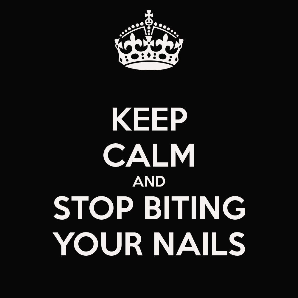 Stop Biting Your Nails & How to Outsmart Your Bad Habits | Womans Vibe