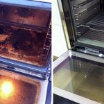 You've Been Cleaning Your Oven The Wrong Way Your Entire Life. This Is Brilliant