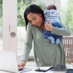 What Life as a Working Mom Is Really Like‏