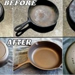 How to Rescue A Rusted Cast Iron Skillet
