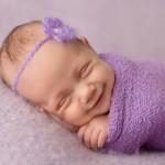 Smiling Babies: I Learned To Catch The Smiles Of Sleeping Babies