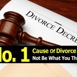 The No. 1 Cause of Divorce May Not Be What You Think