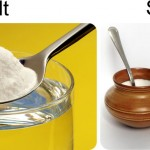 Here's What Will Happen If You Eat A Little Mixed Salt And Sugar Before Bed…