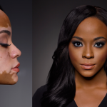 These Inspiring Ads Show Two Women Taking Off Their Makeup To Reveal Their Beautiful Imperfections