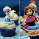 Movie Inspired Cupcakes By DreamWorks Animator
