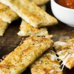 Homemade Cauliflower Breadstick Recipe