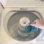 She Pours A Cup Of Mouthwash Into The Washing Machine –The Reason? I Never Knew This…. I Need To Test This Out