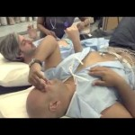Two Men Experience The Pain of Child Birth. Their Reactions? PRICELESS!