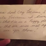 After 60 Years of Marriage, She Passed Away. Then, He Found THIS Note That Had Me In Tears