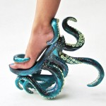 Tentacle High Heels And Other Crazy Shoes By Filipino Designer Kermit Tesoro