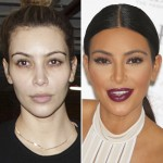 A Look At All The Kardashians Girls, With Makeup & Au Naturel