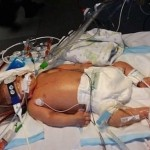 Mother Speaks Out After Her Newborn Baby Died From A Kiss. I Didn't Know This Was Possible