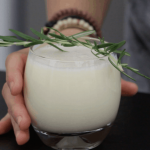 Newest Cocktail Ingredient on the Block? Greek Yogurt & It's Delicious