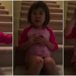 "This Little Girl's Plea for Her Parents to ""Stay Friends"" After a Fight Is So Wise"