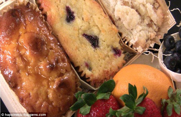 The Women Who Have Been Secretly Delivering Cakes To