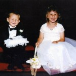 A Flower Girl And Ring Bearer From 17 Years Ago Got Married