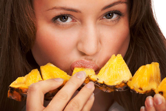 See What Happen to Your Breasts When you Eat Pineapple 3 Times a Day