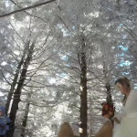 Dog Captures Enchanting Video Of Its Humans' Wedding Day