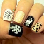 Christmas Nail Designs You'll Go Completely Crackers For