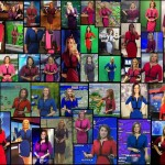 Image of Women Meteorologists Across U.S. Wearing Same $23 Dress Goes viral