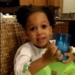 "Dad Gives His Little Girl A Lesson On How Her Future ""King"" Should Treat Her"