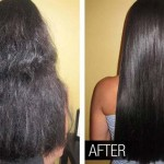 Use Vodka And Banana For Straightening Your Hair