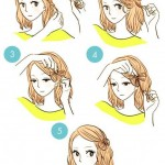 Brilliant 3 Minute Hairstyles Every Girl Should Know