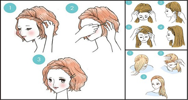 Brilliant-3-Minute-Hairstyles-Every-Girl-Should-Know