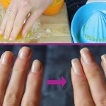 You Will Not Believe What Happens When You Soak Your Fingers In This Mixture