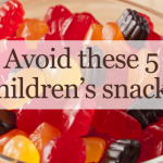 5 Favorite Children's Snacks That Contain Cancer Causing Petroleum Products