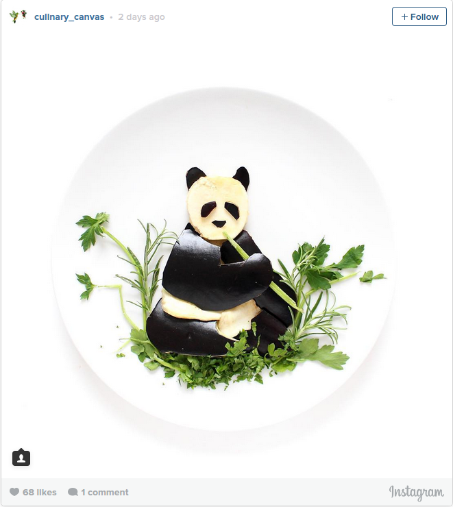Artist Turns Food Waste Into Instagram Worthy Animal Portraits Eater