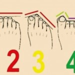 What Your Toes Say About You?