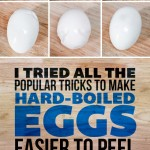 I Tested Out Popular Tricks To Make Hard-Boiled Eggs Easier To Peel Here's What Worked and What Definitely Didn't