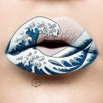 Makeup Artist Turns Her Lips Into Stunning Works Of Art