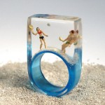 Miniature Scenes Inside Jewelry By Isabell Kiefhaber