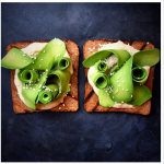 This Impressive Avocado Art Will Leave You Hungry for More