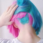 Rainbow Cat Undercut Is The Hottest New Hairstyle On Instagram