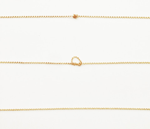how to get a knot out of your necklace