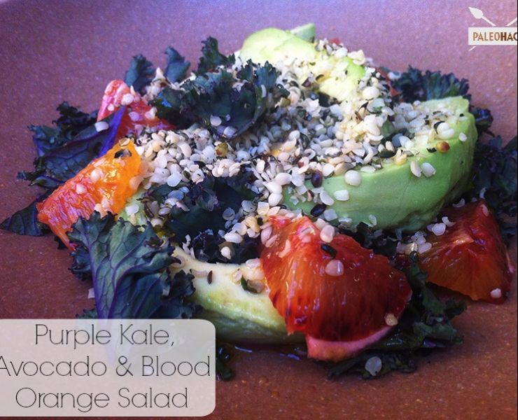Purple-Kale-Salad