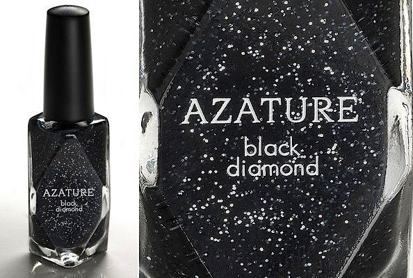Black Diamond Nail Polish… This Nail Polish Costs as Much as a House