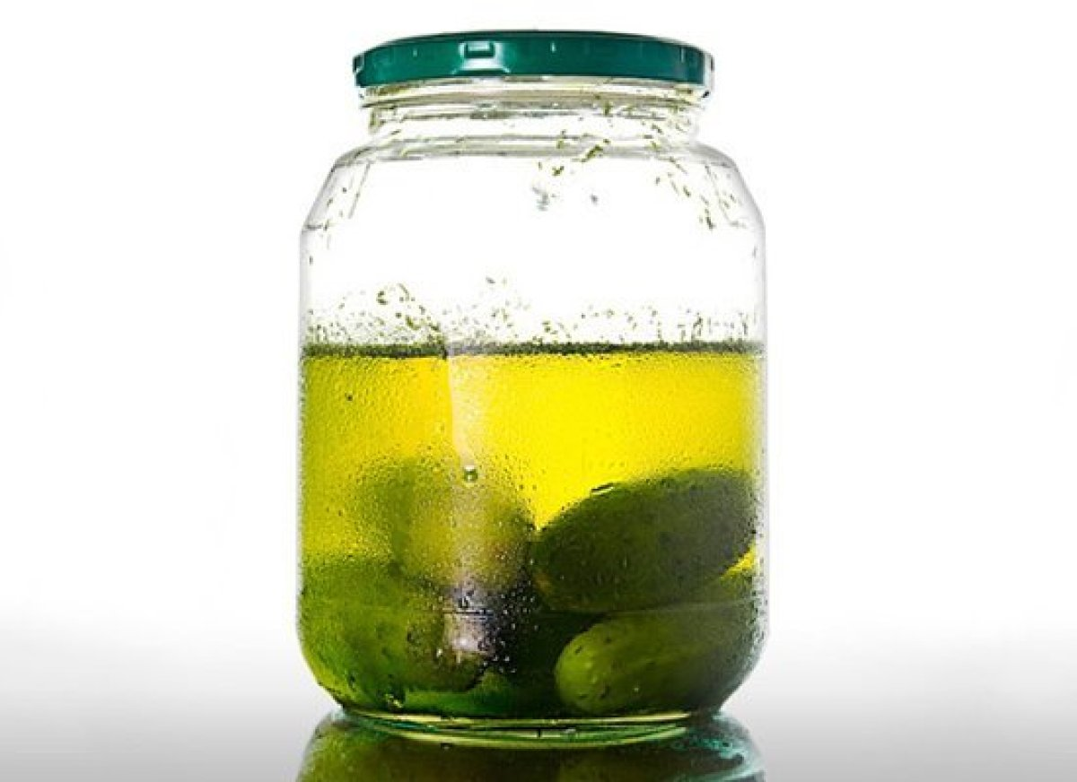 Why Athletes Drink Pickle Juice