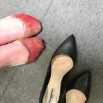 Her Feet Were Bleeding At Work Yet The Manager Did A Truly Awful Thing