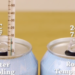This Is How To Chill A Can Of Beer Or Soda In Just Two Minutes