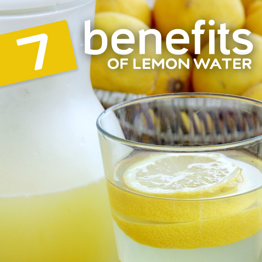 lemonwaterbenefits