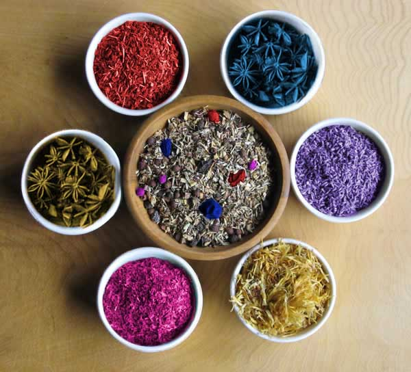 Floral Spices