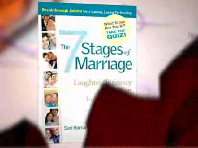 seven stages of marriage